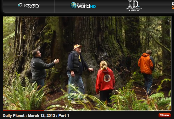 Rivet Contributes Production Services to Discovery Channel Canada's Daily Planet