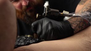 Tattoo Training Promo Video