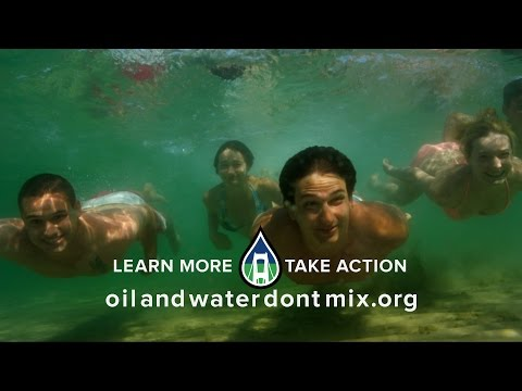 Oil & Water Don't Mix TV Commercial