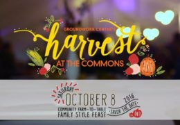 Harvest at the Commons