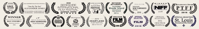 Appearing at film festivals nationwide